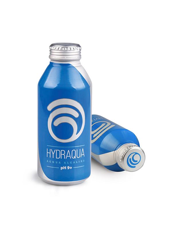 Hydraqua, la prima acqua alcalina ionizzata, debutta nel mercato italiano