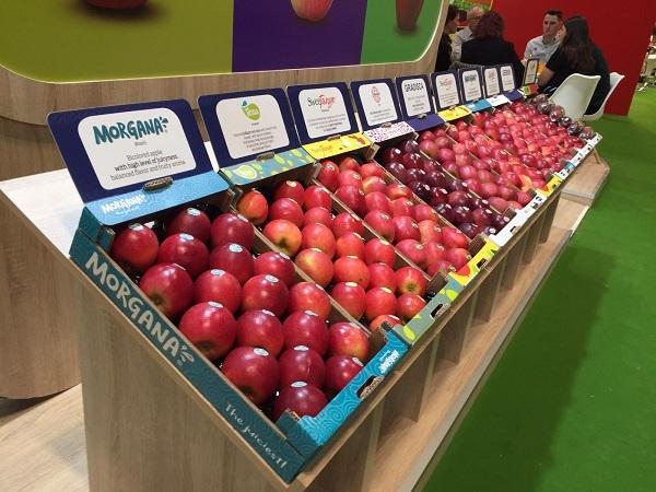 Melinda partecipa a Fruit Attraction