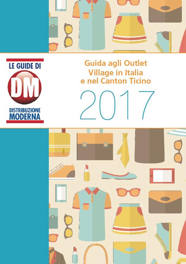 Guida agli Outlet Village in Italia e nel Canton Ticino 2017