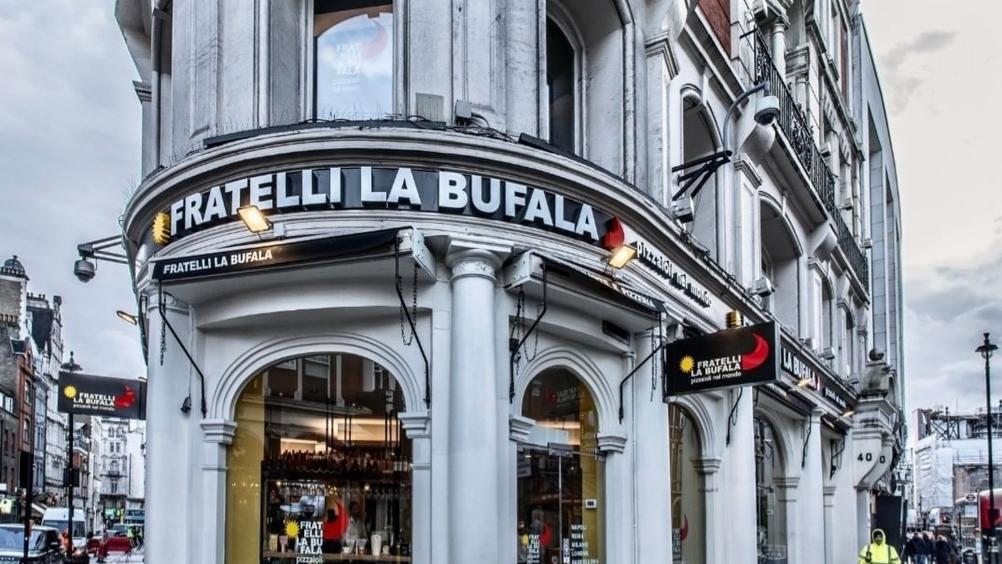 Fratelli la Bufala inaugura il suo quarto flagship store a Londra-Piccadilly
