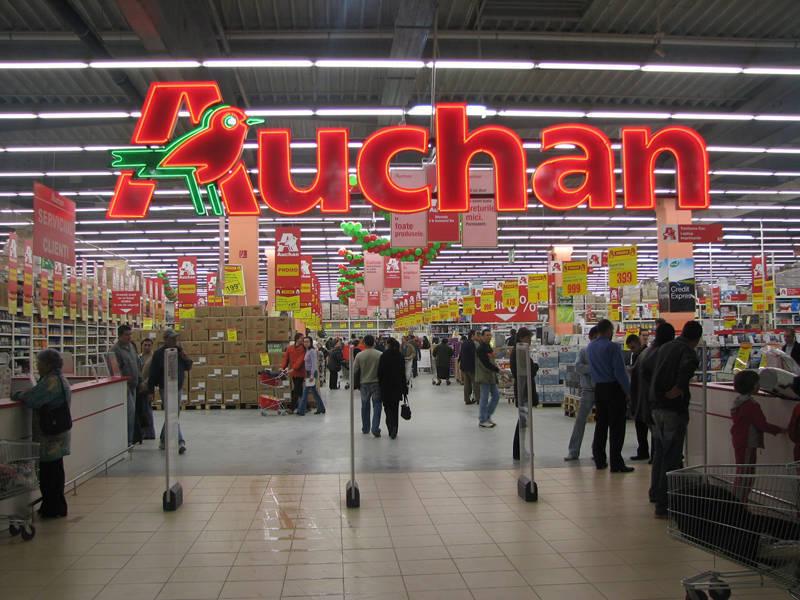 Auchan: a Milano il primo supermercato in città