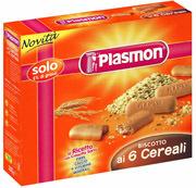 Nuovi gusti per i biscotti Plasmon