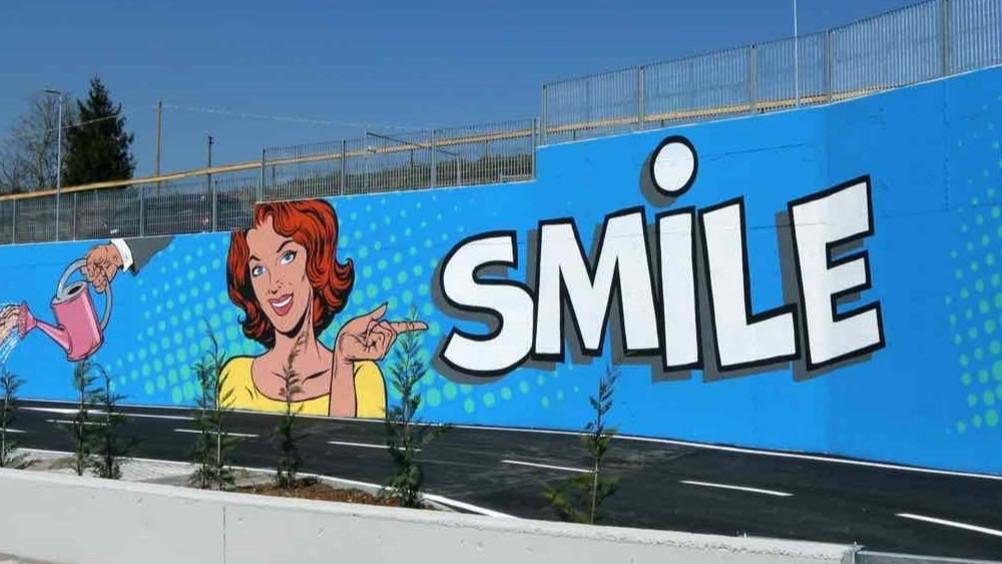 Il Gruppo Gabrielli valorizza il territorio attraverso la street art