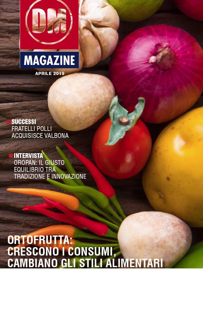 DM Magazine Aprile 2019