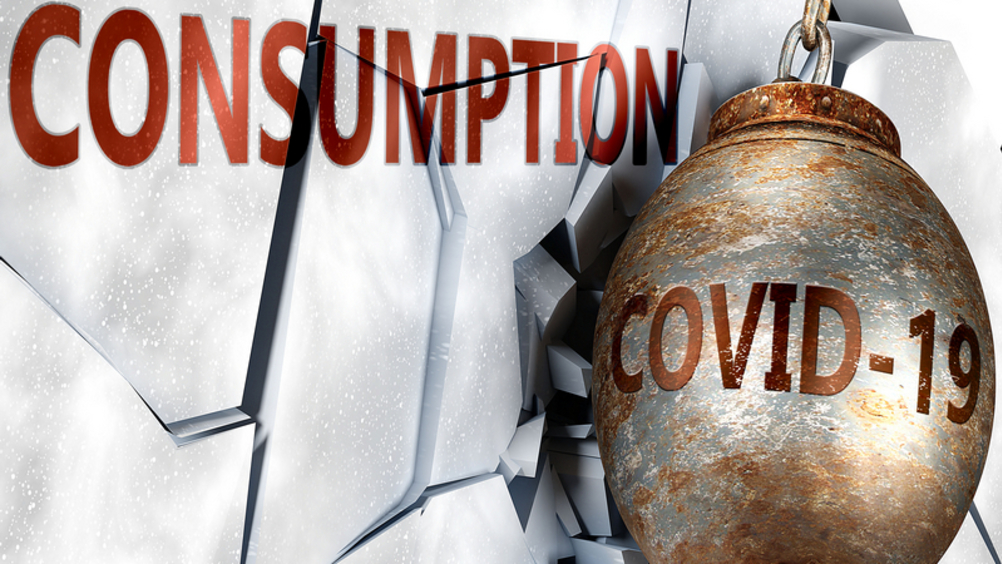 Consumi in caduta libera nei primi 5 mesi