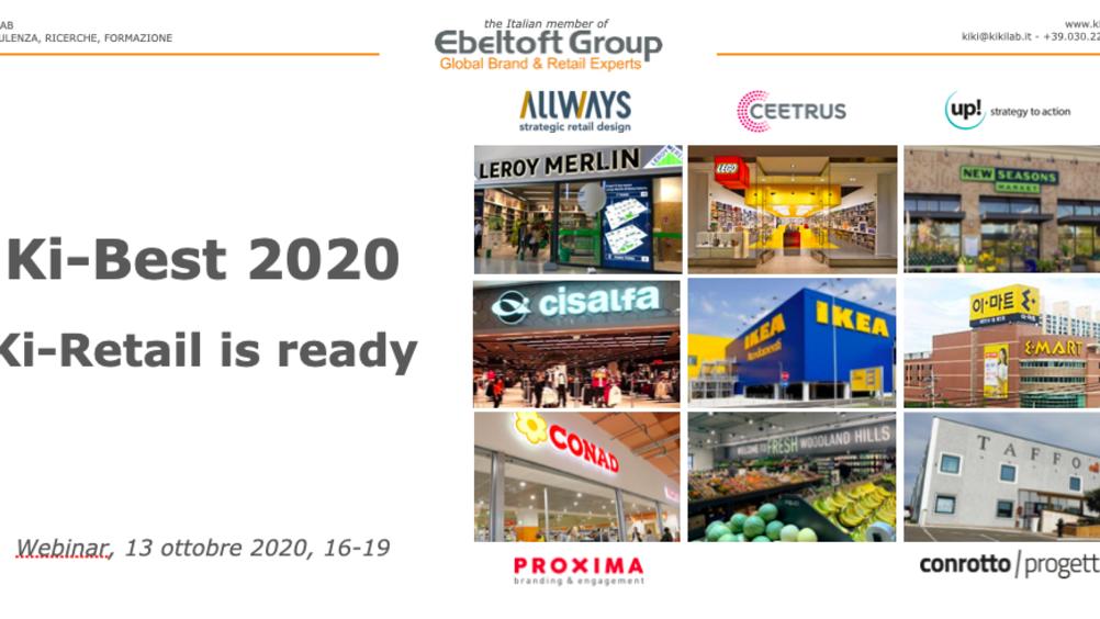 Ki-Best 2020, le chiavi per la ripresa del retail in era Covid
