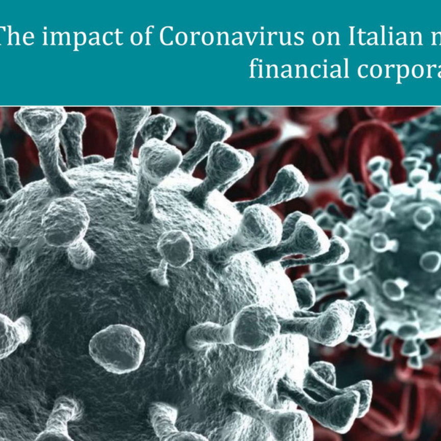Coronavirus: un'azienda su dieci a rischio fallimento