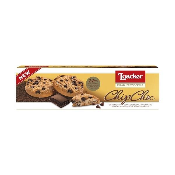 Loacker lancia i Gran Pasticceria Biscuits