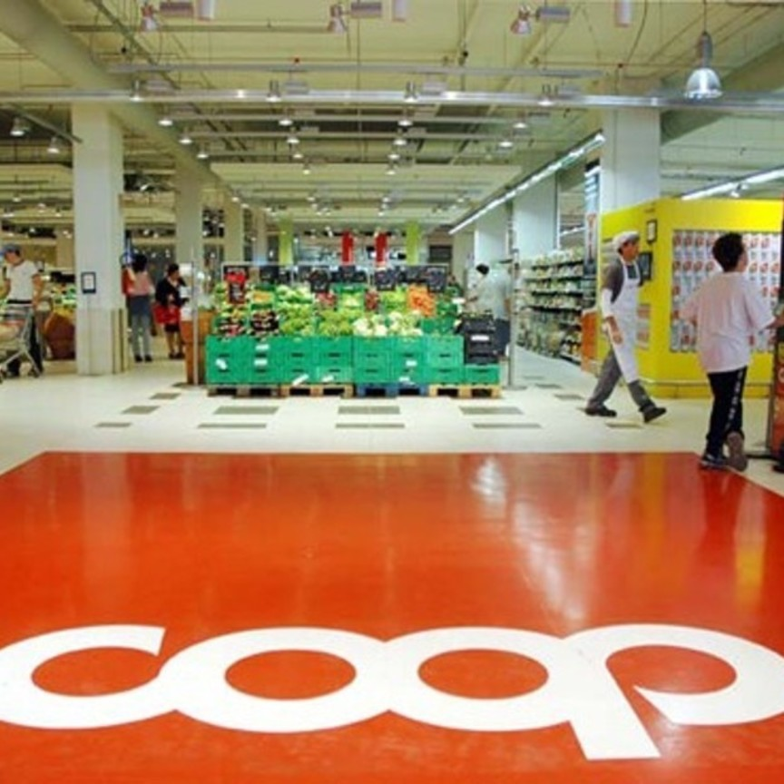 Coop, punti vendita chiusi di domenica