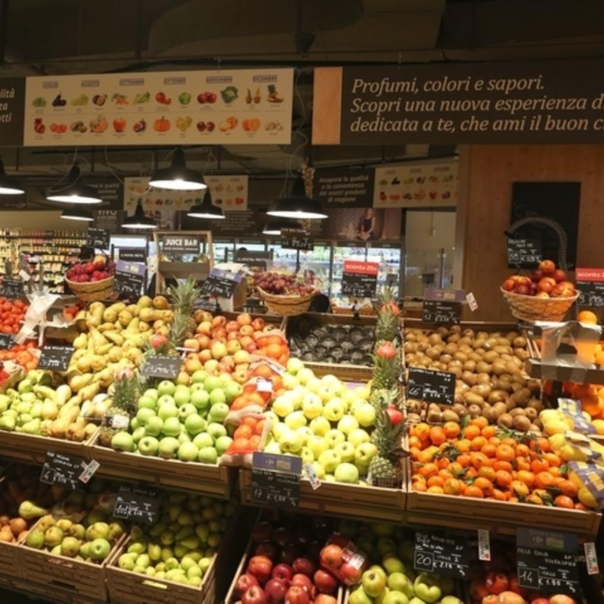 Carrefour inaugura a Milano il supermercato 're dei gourmet'