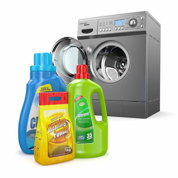 Detergenti bucato, il mercato non sorride