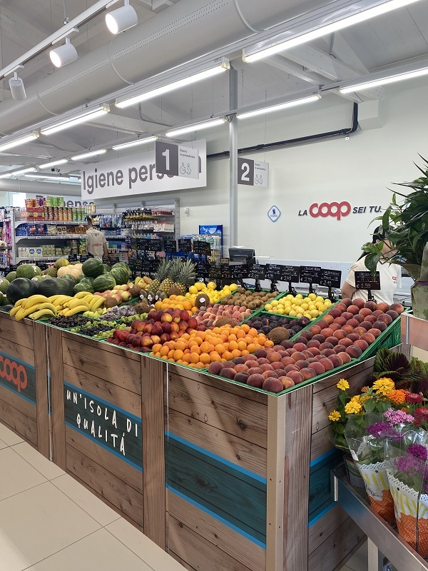 Sardegna Più (Coop) apre un nuovo supermercato a Torre degli Ulivi