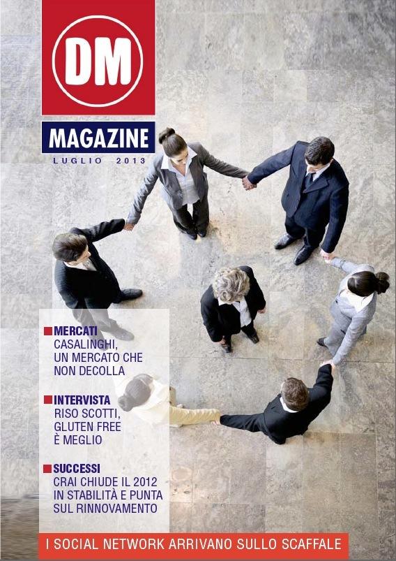 Dm Magazine Luglio 2013