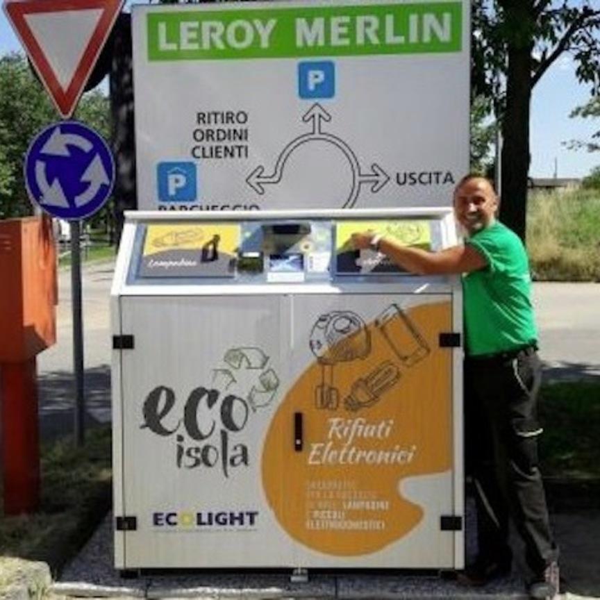 Le Ecoisole Ecolight Arrivano In Altri Due Punti Vendita Leroy