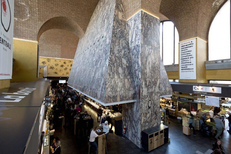 Mercato Centrale Roma Termini riapre con grandi novità
