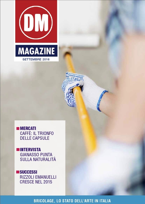 DM Magazine Settembre 2016