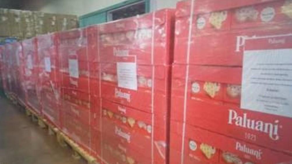 Paluani regala 4000 colombe al personale dei reparti di terapia intensiva