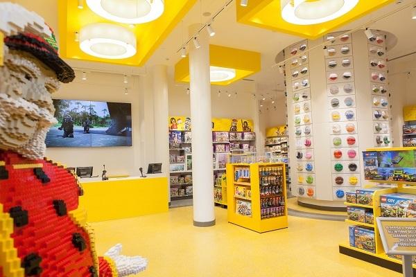 Lego Certified Store inaugura a Palermo