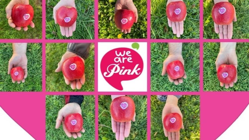 Pink Lady: un kit per ogni magazzino