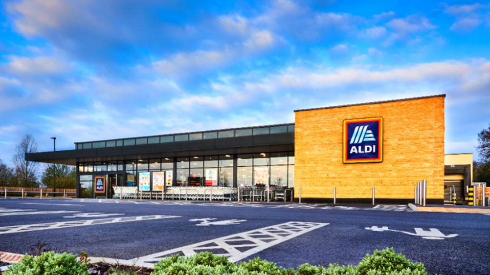 Aldi Uk si allea con Deliveroo