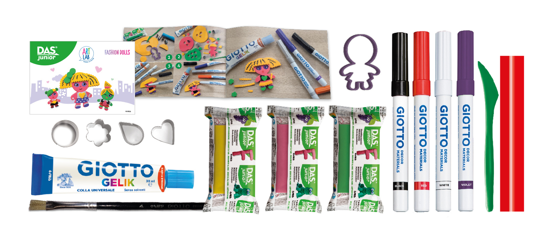 Stimoli creativi e giochi edutainment per i doni dei più piccoli
