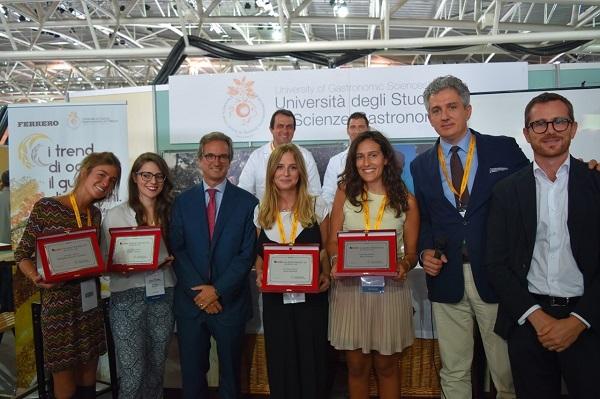 Ferrero premia gli studenti del master in Food Culture, Communication & Marketing