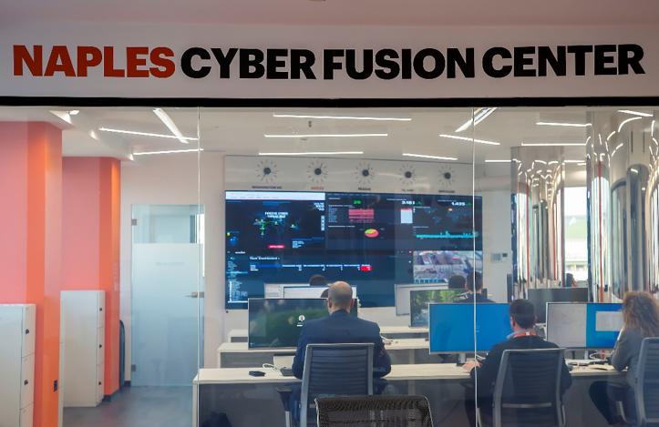 Accenture inaugura il Cyber Fusion Center a Napoli