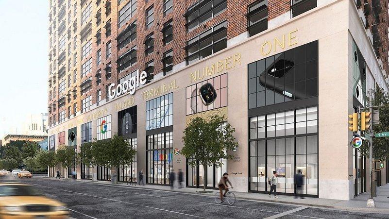 Google conferma l'imminente apertura del suo primo negozio