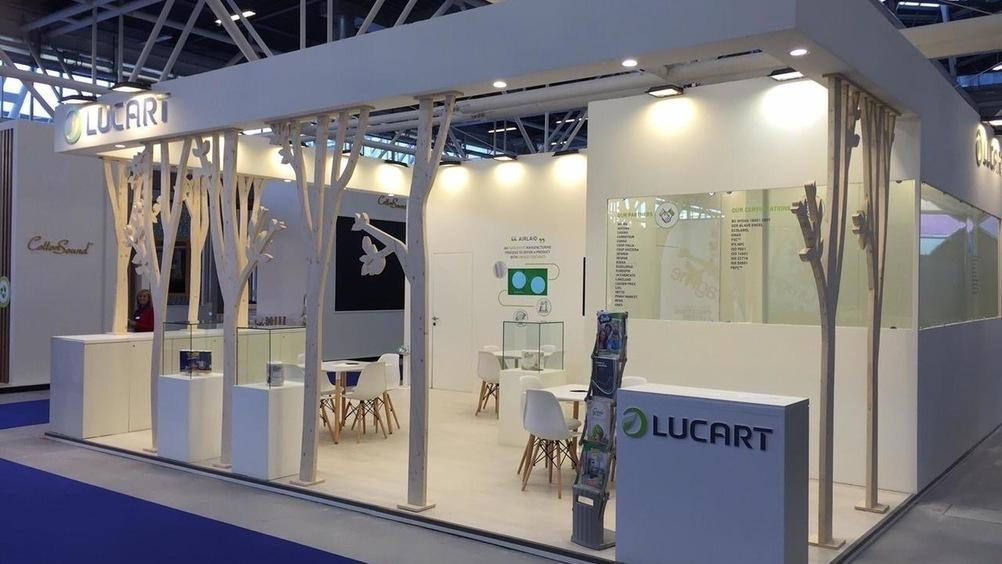Lucart torna a Biofach