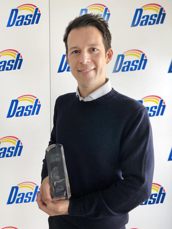 Dash, Best Product Brand 2021, entra nella top ten dei Best sustainability brands