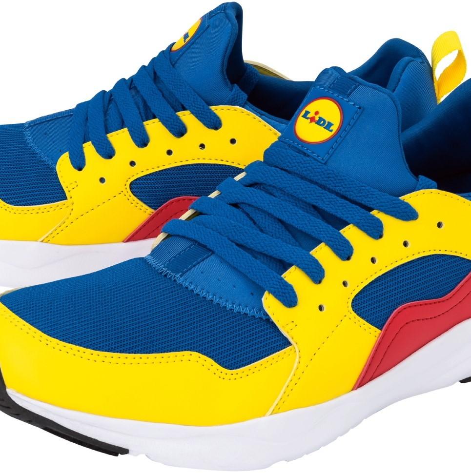 Lidl: tornano le sneakers