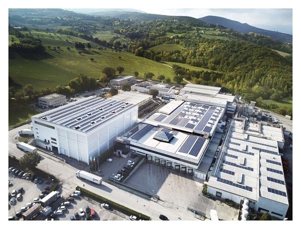 Fileni inaugura la logistica 4.0 con il nuovo magazzino dinamico