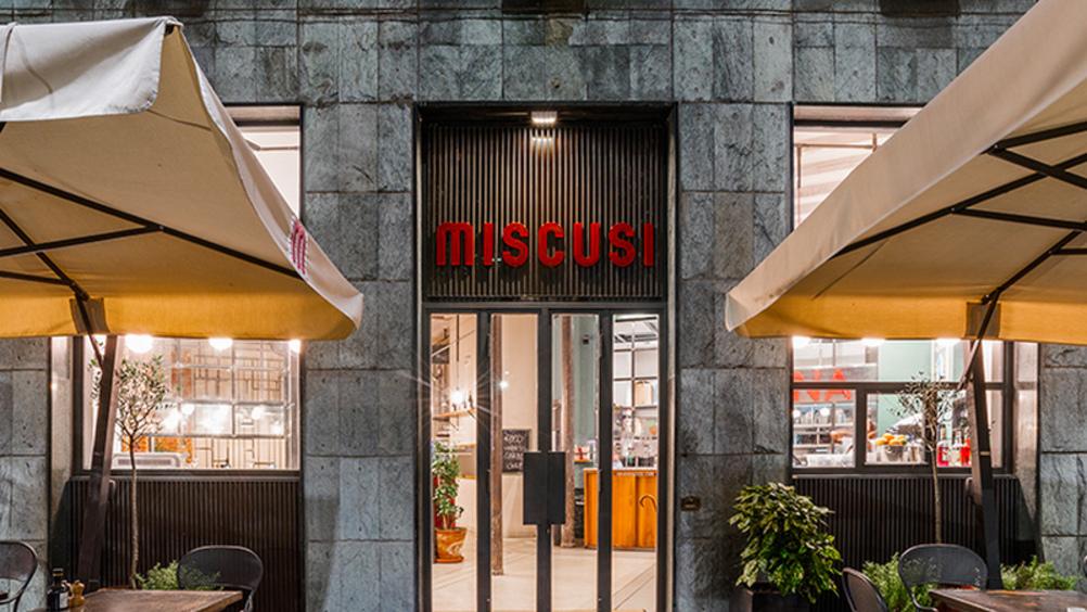 Miscusi, pasta fresca, apre a Londra il primo ristorante estero