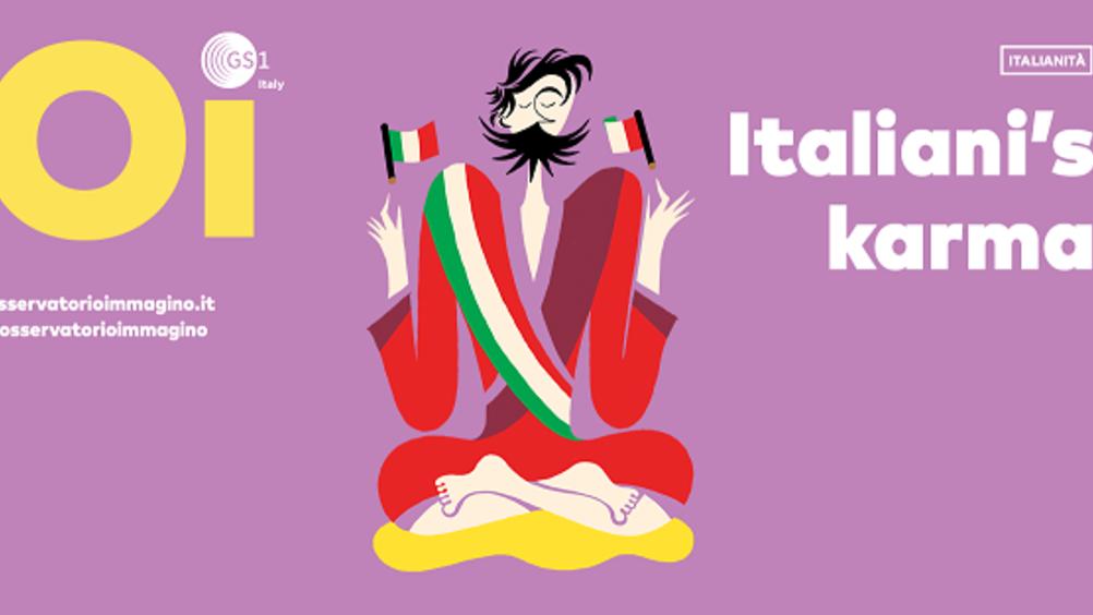 """Il carrello della spesa è sempre più """"italiano"""""""