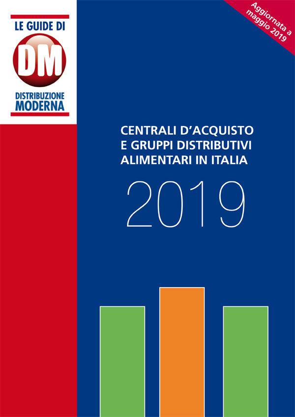 Centrali d'acquisto e Gruppi distributivi alimentari in Italia 2019 (ed. maggio)