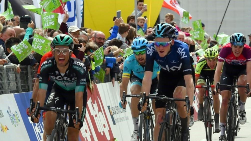 Melinda mette la firma sul Tour of the Alps