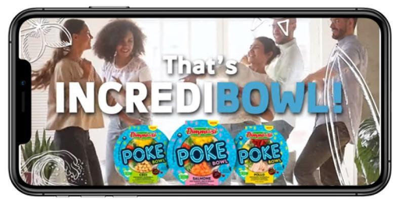 Le Poke Bowl Dimmidisì protagoniste sul web