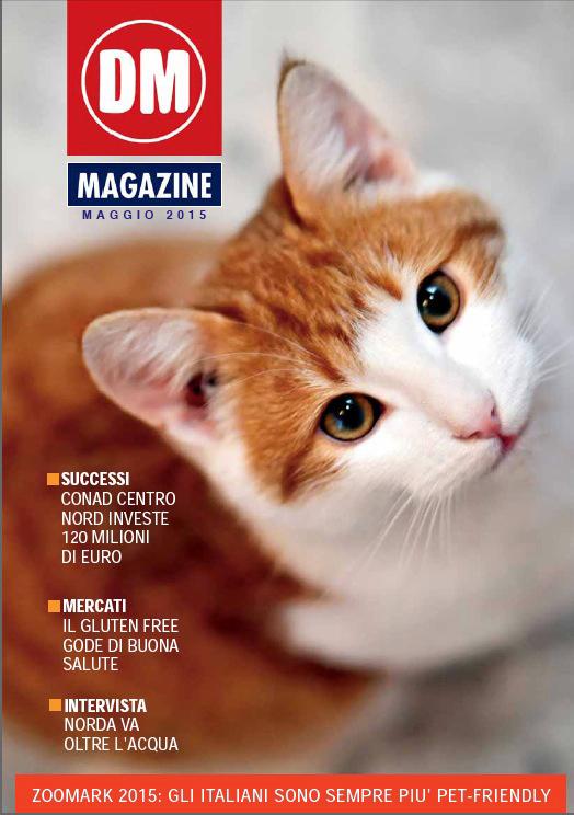 DM Magazine Maggio 2015