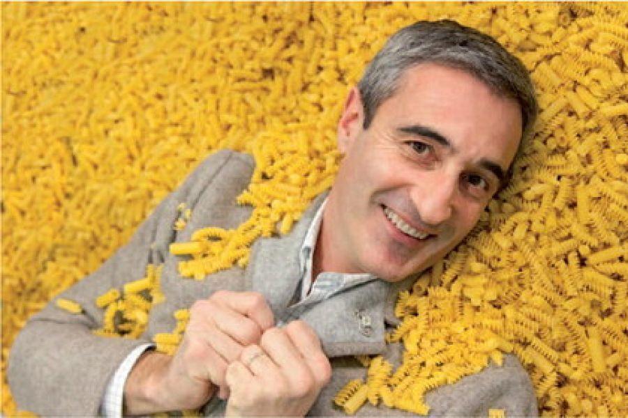 La pasta italiana è buona, anche quando c'è grano estero