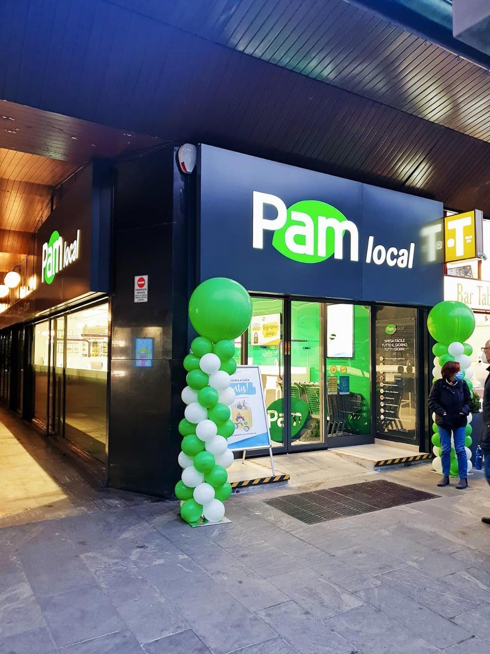 Pam local si espande a Milano