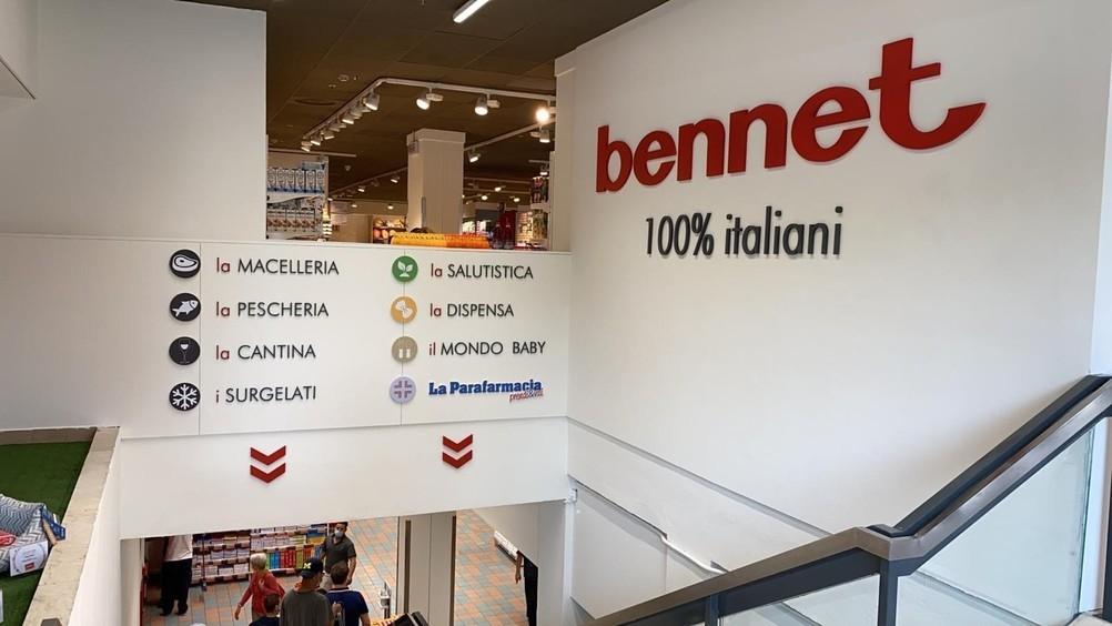Bennet e Banco alimentare: insieme per aiutare i più bisognosi