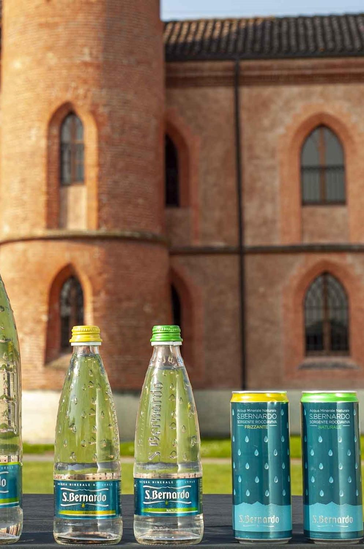 Acqua S. Bernardo è partner strategico dell'Università di Scienze Gastronomiche di Pollenzo (Cn)