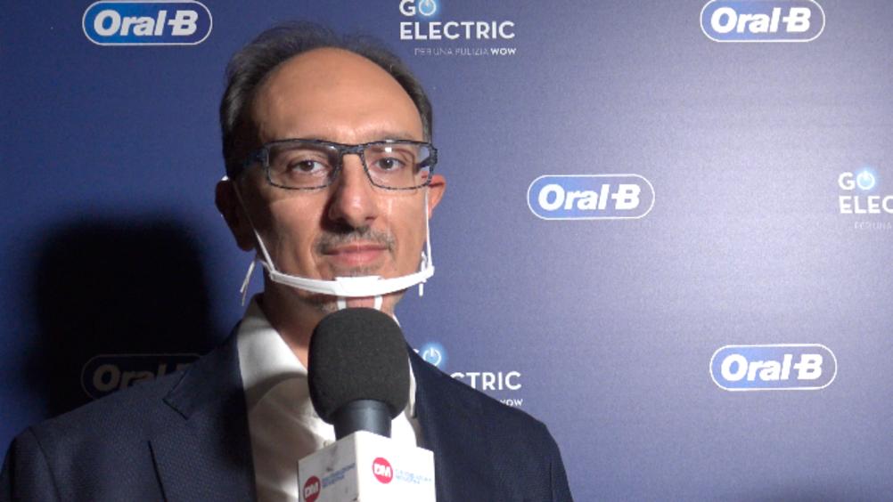 Oral-B presenta lo spazzolino elettrico iO™