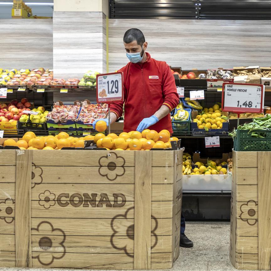 Conad ottiene la leadership anche al netto dell'operazione Auchan
