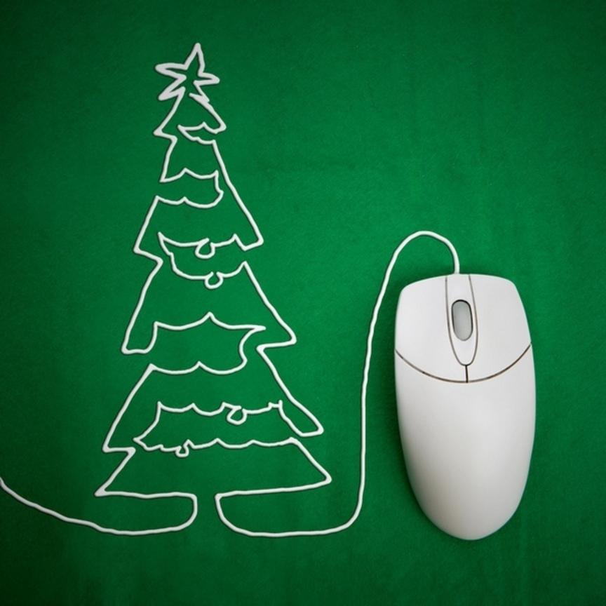 A Natale il regalo si fa online