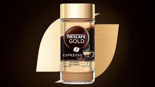 Nescafé Gold Espresso torna on air
