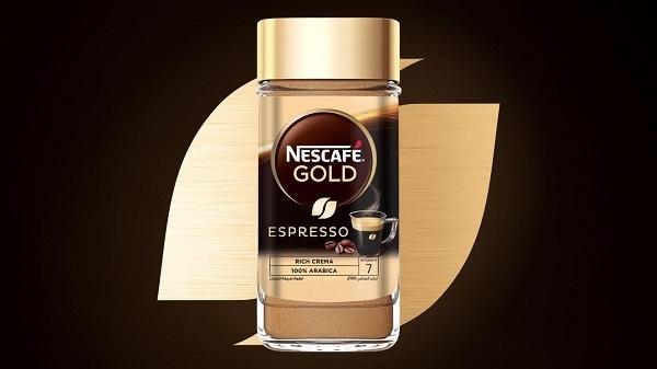 Nescafé Gold Espresso torna on air