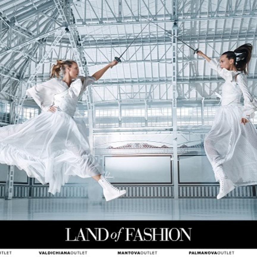 Land of Fashion: aumento del footfall a doppia cifra per i saldi invernali