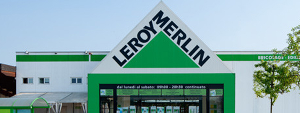 Thela di cleviria convince anche leroy merlin for Leroy merlin csr