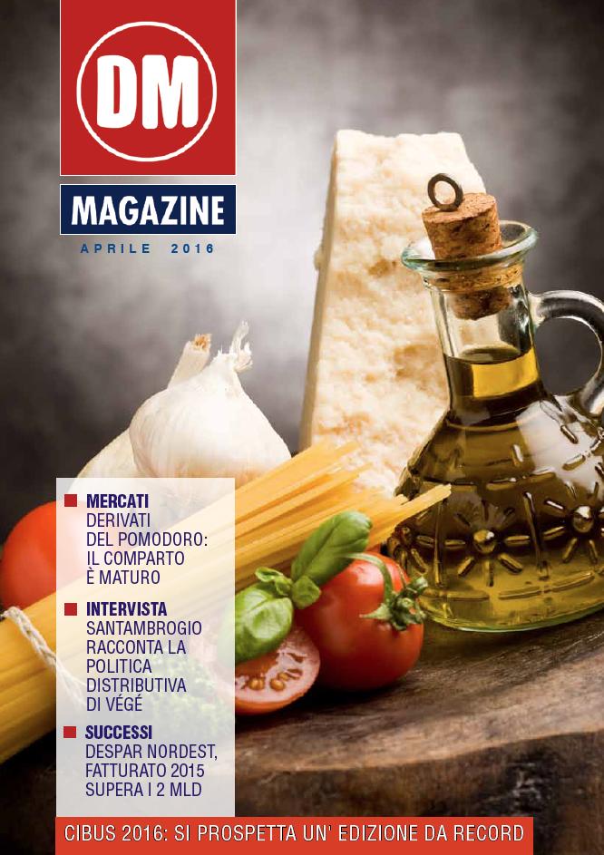 DM Magazine Aprile 2016